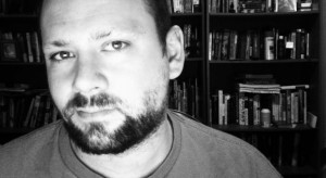 Writer Johnny Murdoc